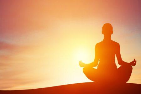 瞑想でリラックス