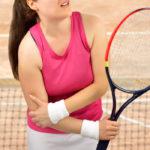 ひじの痛み(テニス肘)